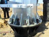 电力钢杆用钢桩